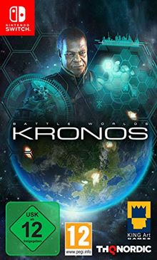 Battle Worlds Kronos (Switch)