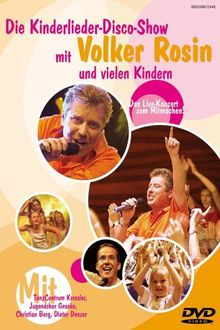 Volker Rosin - Die Kinderlieder-Disco-Show