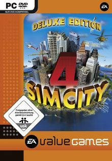 SimCity 4 - Deluxe Edition [EA Value Games]