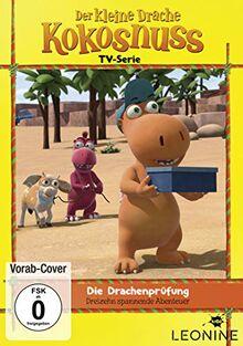 Der kleine Drache Kokosnuss - TV-Serie 16: Die Drachenprüfung