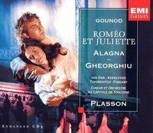 Gounod: Romeo und Julia (Gesamtaufnahme) (Aufnahme Toulouse 1995)