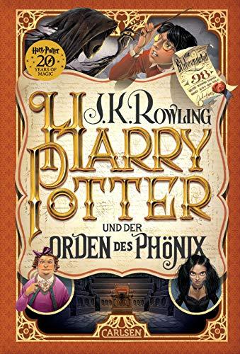 Harry Potter Und Der Orden Des Phonix Harry Potter 5 Von Rowling