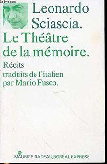 Le théâtre de la mémoire