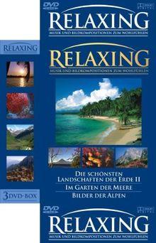 Relaxing 2 (3 DVDs)
