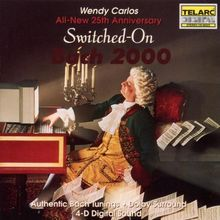 Switched On Bach / Stereo Surrou