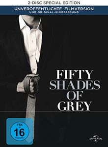 Fifty Shades of Grey - Geheimes Verlangen (Digibook) [Limited Edition]