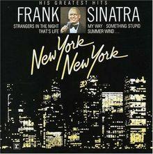 Frank Sinatra: New York New York