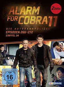 Alarm für Cobra 11 - Staffel 34 [2 DVDs]