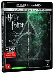 Harry potter 7 : les reliques de la mort, vol. 2 4k ultra hd [Blu-ray] [FR Import]