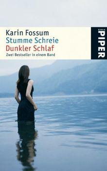 Stumme Schreie Dunkler Schlaf: Zwei Bestseller in einem Band