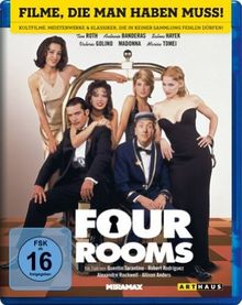 Four Rooms [Blu-ray]