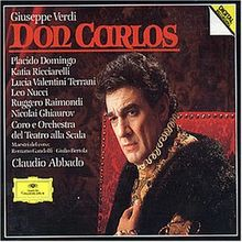 Verdi: Don Carlos (Gesamtaufnahme) (franz.)