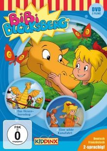Bibi Blocksberg - Das Hexenhoroskop / Eine wilde Kanufahrt