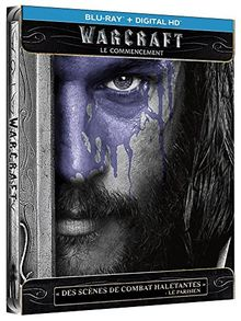 Warcraft : le commencement [Blu-ray] [FR Import]