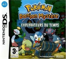 Pokémon Donjon Mystère : Explorateurs du temps [FR Import]