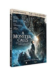 A monster calls - quelques minutes après minuit [Blu-ray] [FR Import]