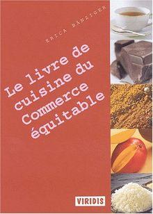 Le livre de cuisine du Commerce équitable