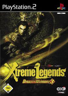 Dynasty Warriors 3 - Xtreme Legends