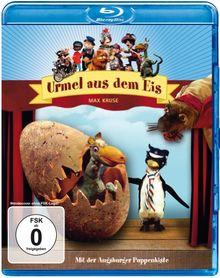 Augsburger Puppenkiste - Urmel aus dem Eis - Blu-ray