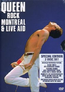 Queen - Rock Montreal & Live Aid [2 DVDs]