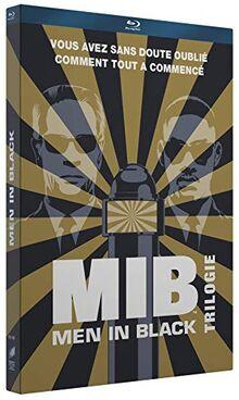 Coffret trilogie men in black [Blu-ray] [FR Import]