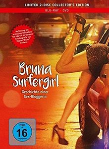 Bruna Surfergirl - Geschichte einer Sex-Bloggerin - Limited Edition Mediabook (+ DVD) [Blu-ray]