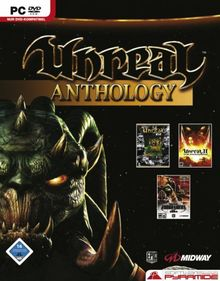 Unreal Anthology [Software Pyramide]