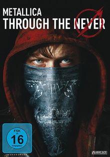 METALLICA - Through the Never [2 DVDs]