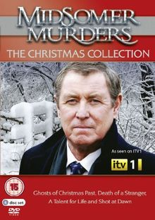 Midsomer Murders: The Christmas Collection [4 DVDs] [UK Import]