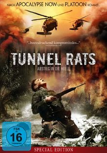 Tunnel Rats - Abstieg in die Hölle [Special Edition]