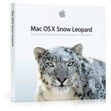 Mac OS X 10.6.3 Snow Leopard - mise à jour
