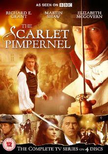 Scarlet Pimpernel - The Complete Series 1 & 2 [DVD] [UK Import]