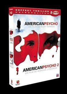 Coffret american psycho : american psycho ; american psycho 2 [FR Import]