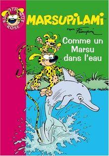 Marsupilami, Tome 8 : Comme un Marsu dans l'eau