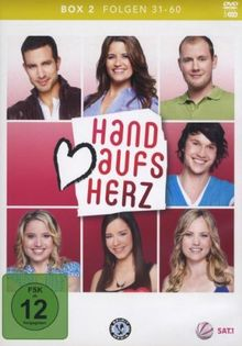 Hand aufs Herz, Folgen 31-60 [3 DVDs]