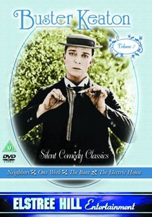 Buster Keaton - Vol. 2 [UK Import]