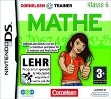 Cornelsen Mathe Training Klasse 6 (NDS)