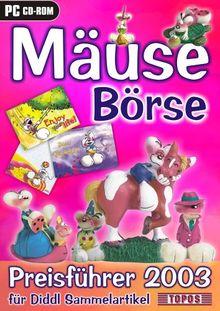 Mäusebörse Preisführer 2003