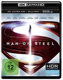 Man of Steel (4K Ultra HD) (+ Blu-ray)
