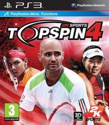 Sony - Top Spin 4 Occasion [ PS3 ] - 5026555402750
