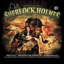 Sherlock Holmes Chronicles 21-Der Fall Hieronymus Bosch
