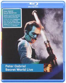 Peter Gabriel Secret World Live [Blu-ray] [UK Import]
