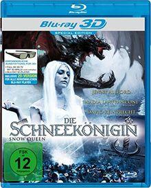Die Schneekönigin - 3D Blu-ray & 2D Version