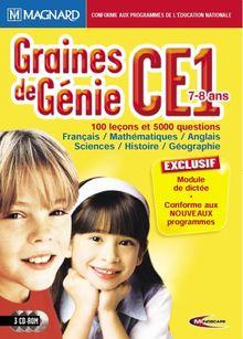 Graine de génie CE1 2004/05