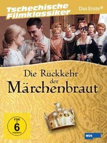 Die Rückkehr der Märchenbraut - Die komplette Serie (4 DVDs)