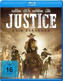 Justice - Kein Erbarmen [Blu-ray]