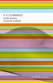 erotic poems. Erotische Gedichte: englisch und deutsch