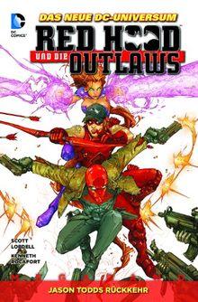 Red Hood und die Outlaws, Bd. 1