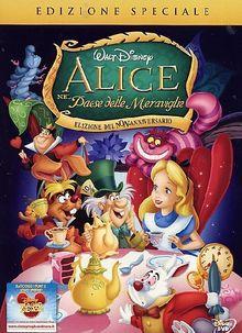 Alice nel paese delle meraviglie (edizione speciale) [IT Import]