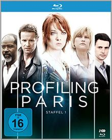 Profiling Paris - Staffel 1 [Blu-ray]